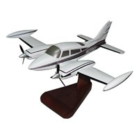 Cessna 310Q Custom Airplane Model