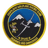 94 FTS Sailplane Racing Team Patch