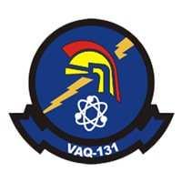 VAQ-131 EA-6B Prowler Custom Airplane Tail Flash