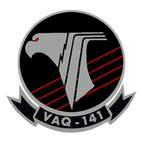 VAQ-141 EA-6B Custom Airplane Model