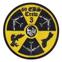 69 EBS Crew 3 Patch