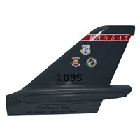 184 BW B-1B Lancer Custom Airplane Tail Flash