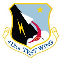 412 TW B-1B Lancer Custom Airplane Tail Flash