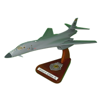 77 WPS B-1B Lancer Custom Airplane Model