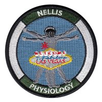 99 AMDS Physiology Patch