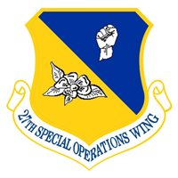 27 SOW MQ-1 Predator Custom Airplane Tail Flash