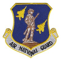 194 FS Griffin ANG F-15C Patch