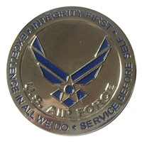 SBIR/ STTR Coin Custom Air Force Challenge Coin