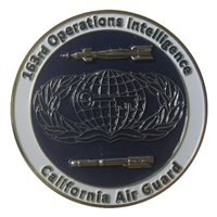163 OSS Coin Challenge Coin