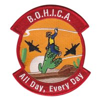 43 AMU BOHICA Patch