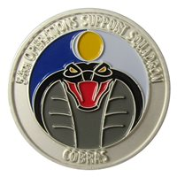 54 OSS Commander Coin Custom Air Force Challenge Coin