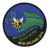 43 FS New Orleans 2014 Patch