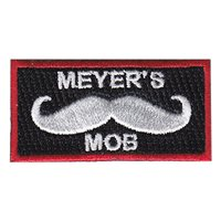 461 FLTS Mob Flight Pencil Patch