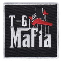T-6 Mafia Patch