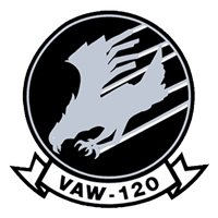 VAW-120 E-2 Custom Airplane Briefing Stick