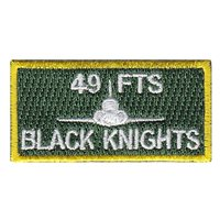 49 FTS AT-38 Pencil Patch