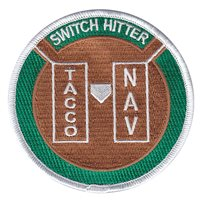 VP-4 NAVCOM-TACCO Patch