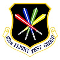 413 FTG KC-10 Airplane Tail Flash