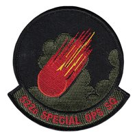522 SOS Patch