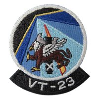 VT-23 T-2C Buckeye Custom Airplane Tail Flash