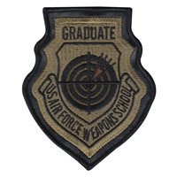 USAF Weapons School Instructor OCP Patch