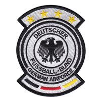 German Air Force Football Patch