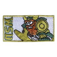 AFROTC Det 643 Wright State University Raider Pencil Patch