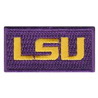 AFROTC Det 310 Louisiana State University Pencil Patch
