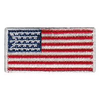 USA Flag Pencil Patch