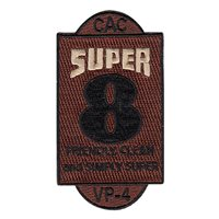 VP-4 CAC-8 Super 8 Desert Patch