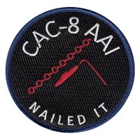 VP-4 CAC-8 AAI Patch