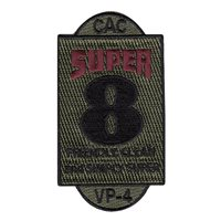 VP-4 CAC-8 Super 8 Subdued Patch
