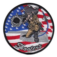 25 FTS Shooter Patch