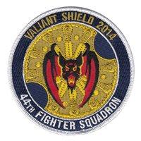 44 FS Valiant Shield Patch