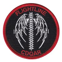 Flightline CDQAR Patch