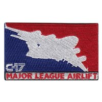 C-17 Major League Airlift Patch