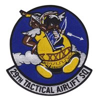 29 TAS Patch