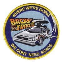 963 AACS Back to Iraq Patch