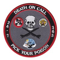 B-1B Death on Call Patch