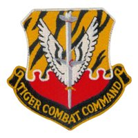 79 FS Tiger Combat Command Patch