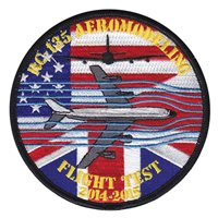 645 AESS RC-135 Aeromodeling Patch
