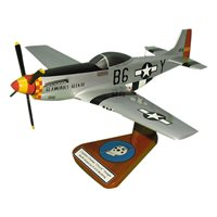 Glamorous Glen III P-51D Custom Airplane Model