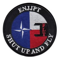 89 FTS E Flight Patch