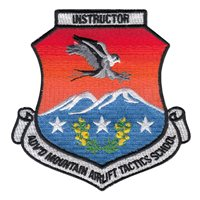 AMATS Instructor Patch