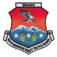 AMATS Graduate Patch