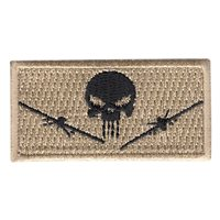 62 ERS Desert Punisher Pencil Patch