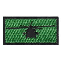 HH-60G Front View Pencil Patch