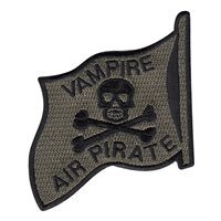 44 FS Vampire Air Pirate Patch