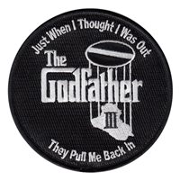 968 EAACS Godfather Iraq Patch