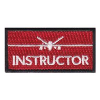 29 ATKS Instructor Pencil Patch